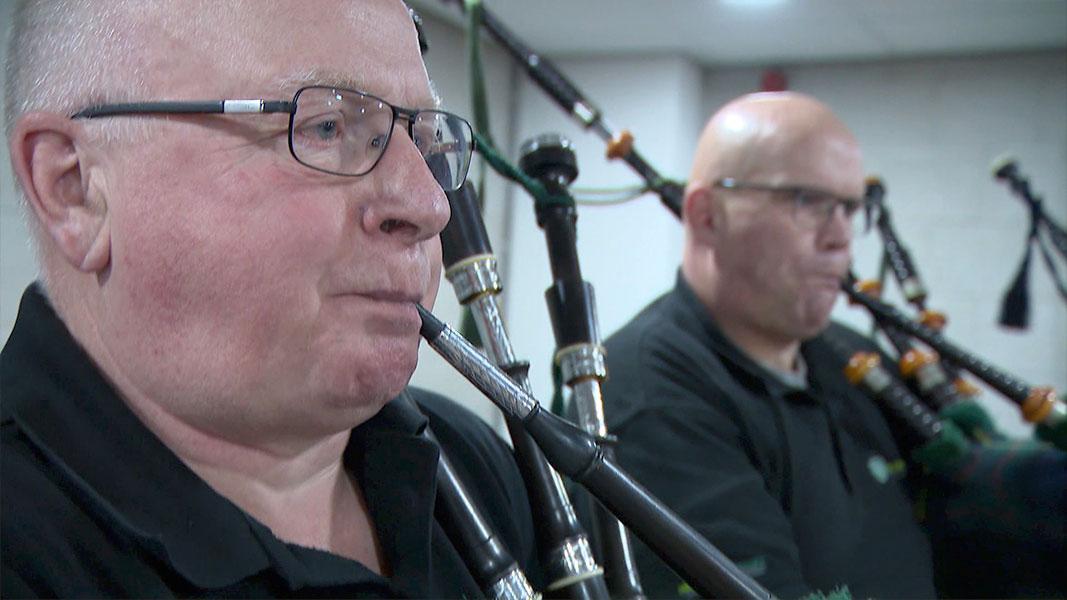 Achterhoekse Pipes en Drums 2 - Documentaire - Olaf Koelewijn
