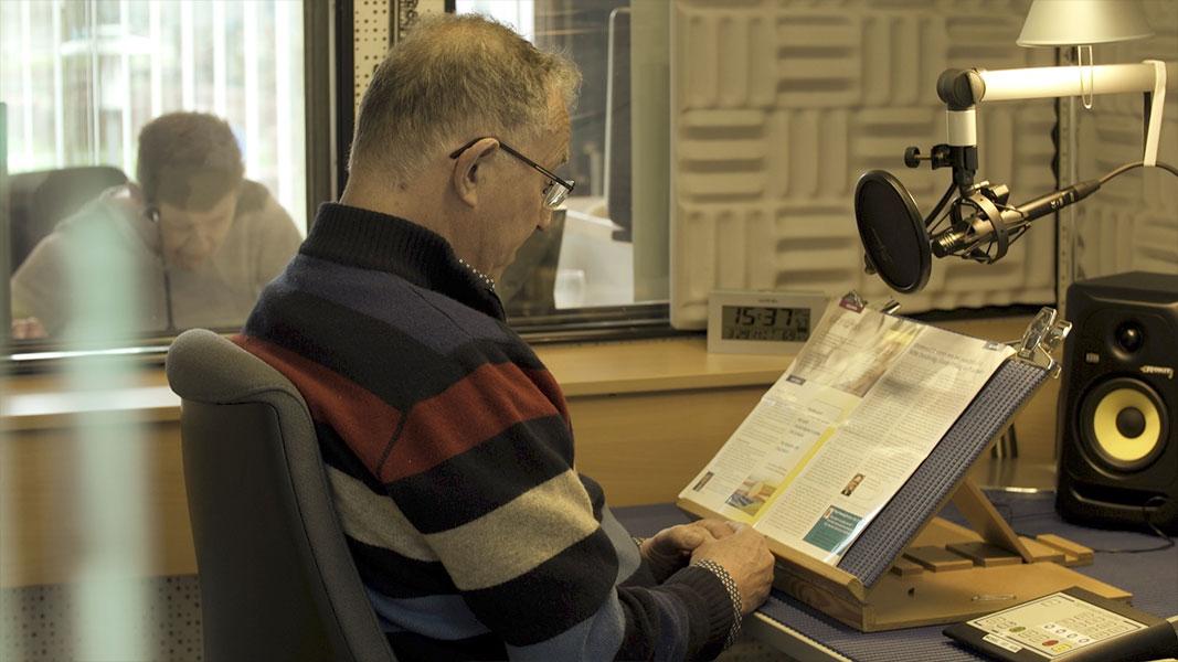De Christelijke Blindenbibliotheek 2 - Documentaire - Olaf Koelewijn