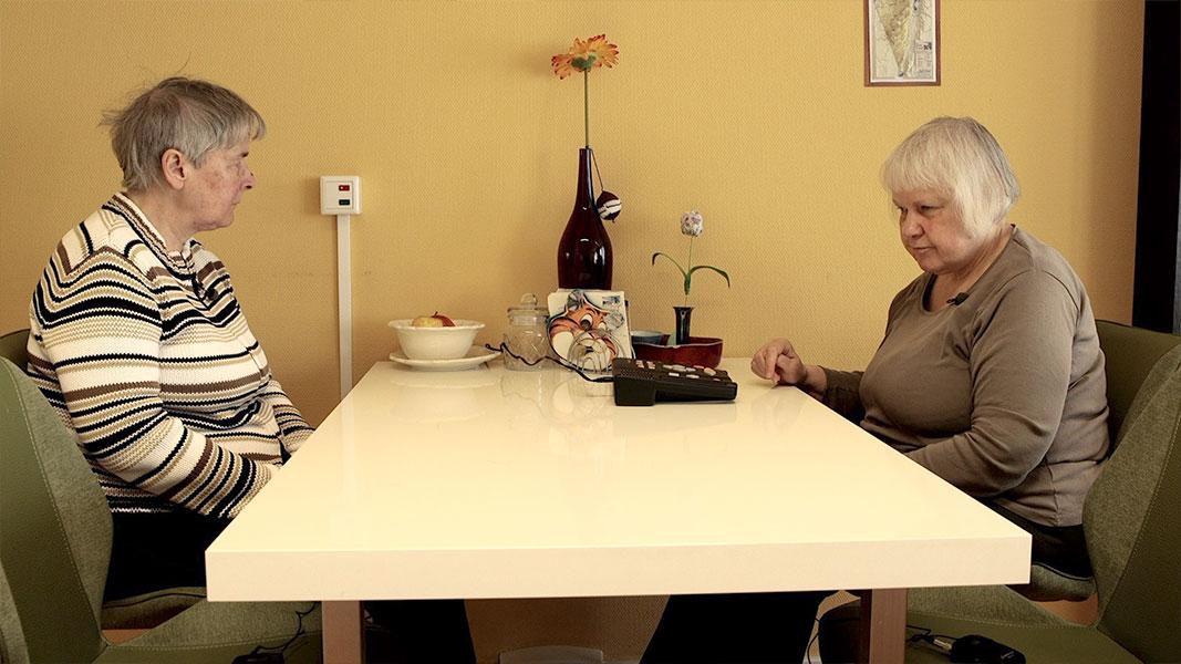 De Christelijke Blindenbibliotheek - Documentaire - Olaf Koelewijn