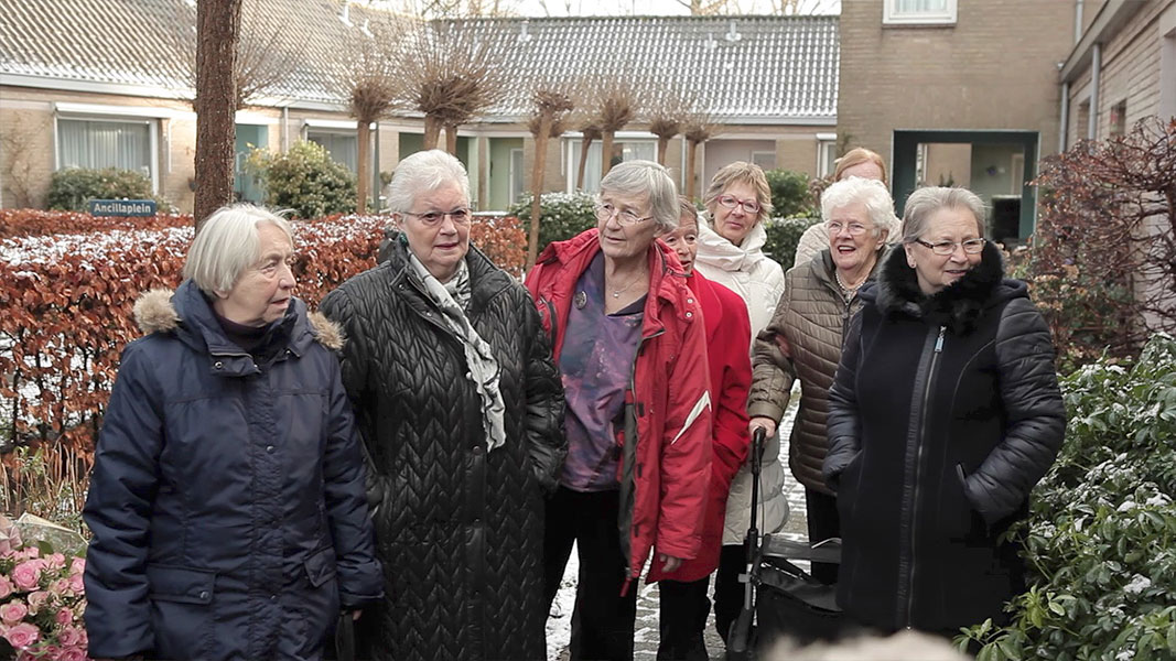 De dames van Codde Van Beresteyn 2 - Documentaire - Olaf Koelewijn