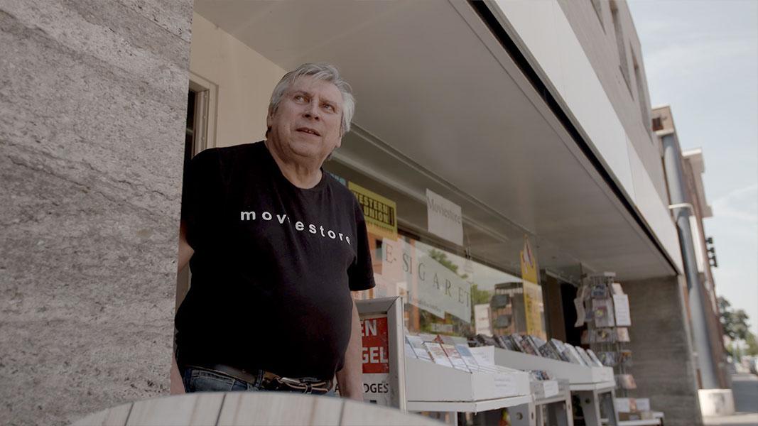 De videotheek - Documentaire - Olaf Koelewijn
