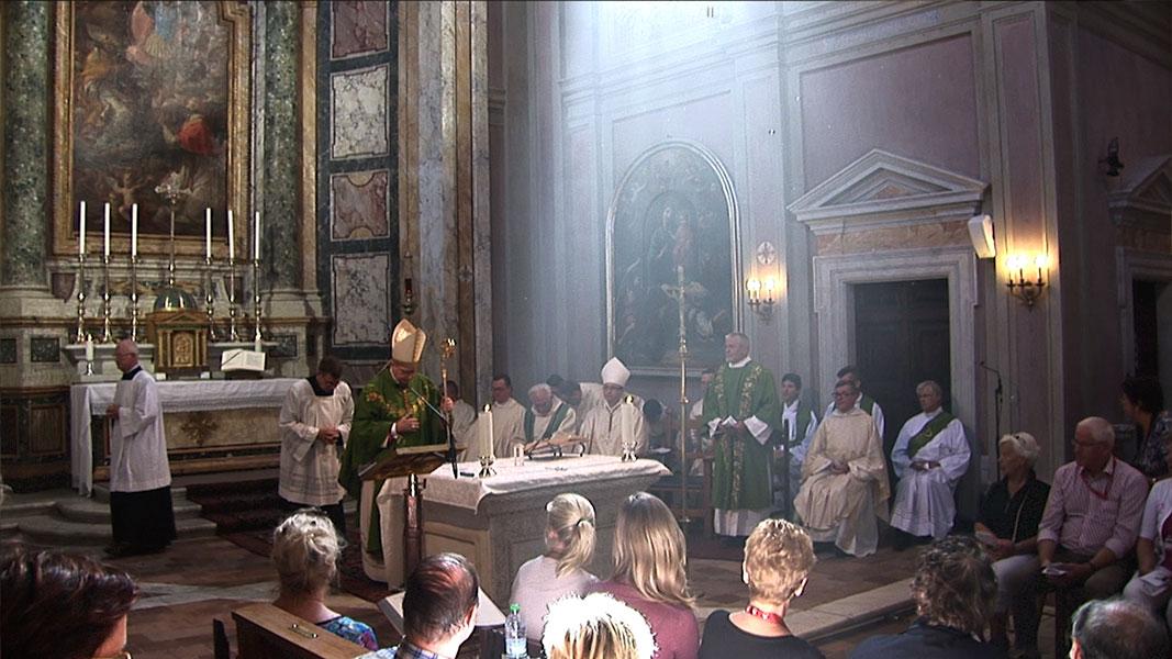 Een bedevaartreis in Rome 2 - Documentaire - Olaf Koelewijn