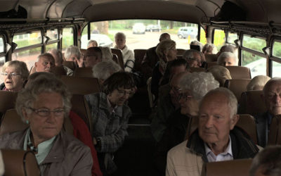 Evacuatie op de Veluwe