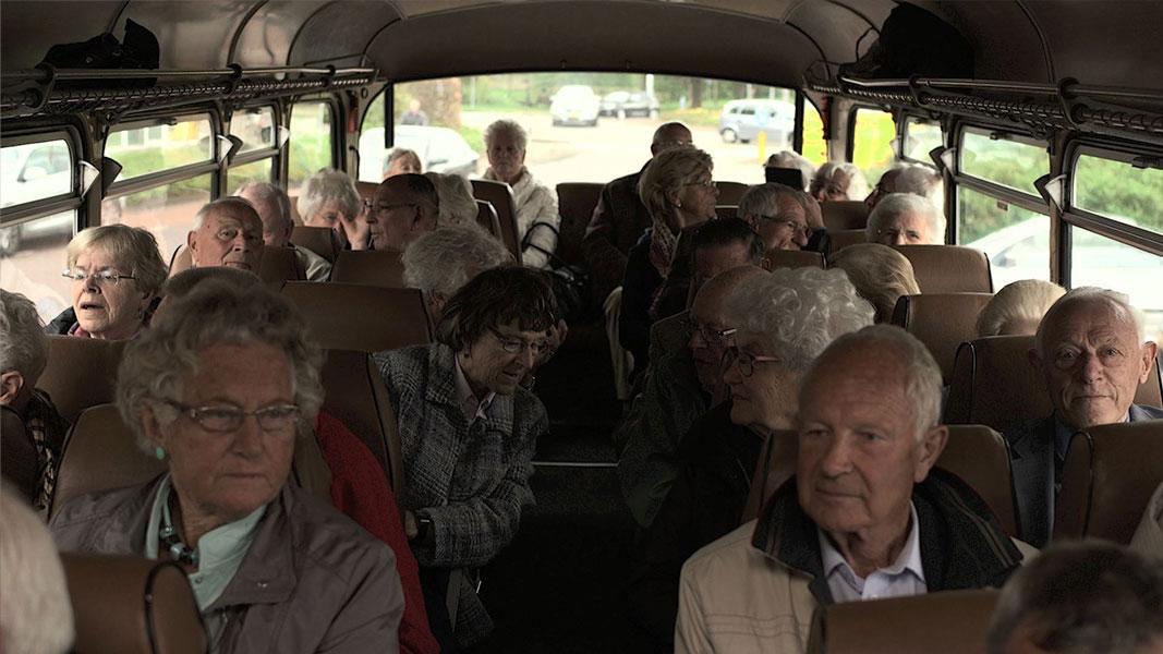 Evacuatie op de veluwe 5 - Documentaire - Olaf Koelewijn