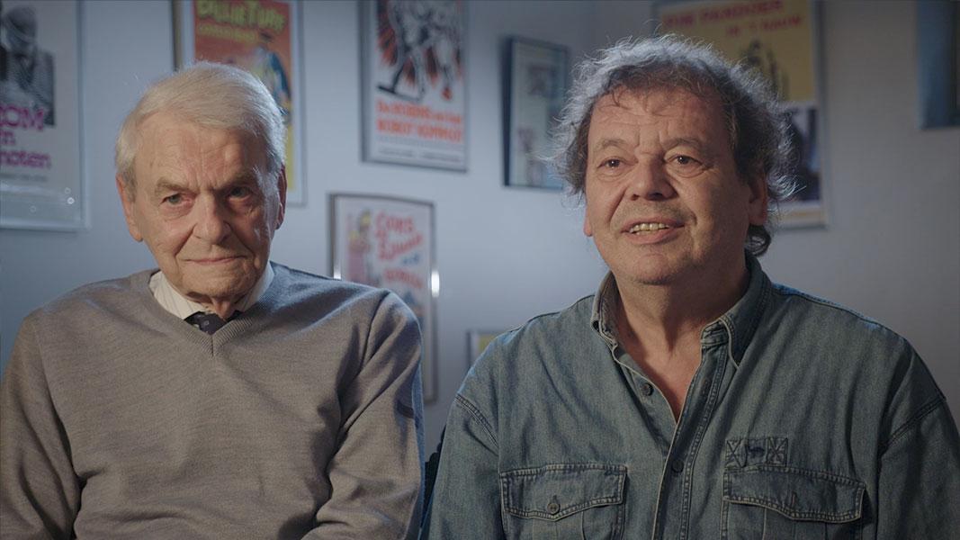 Henk van der Linden, de pionier van de kinderfilms 3 - Documentaire - Olaf Koelewijn