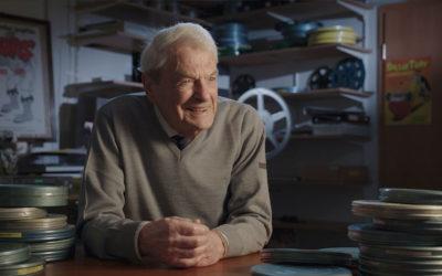 Henk van der Linden, de pionier van de kinderfilms