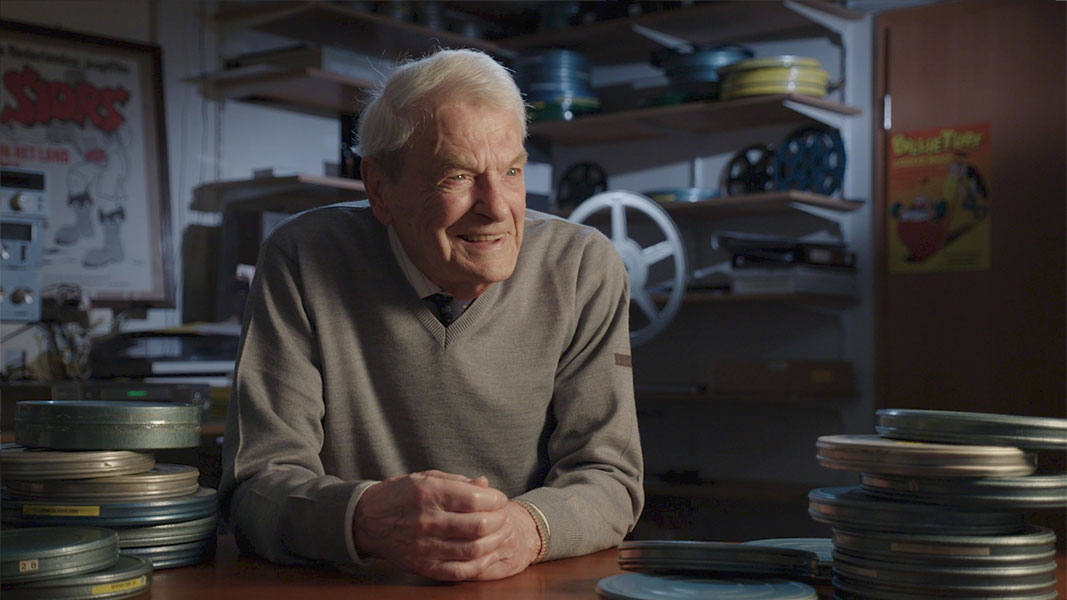 Henk van der Linden, de pionier van de kinderfilms 4 - Documentaire - Olaf Koelewijn