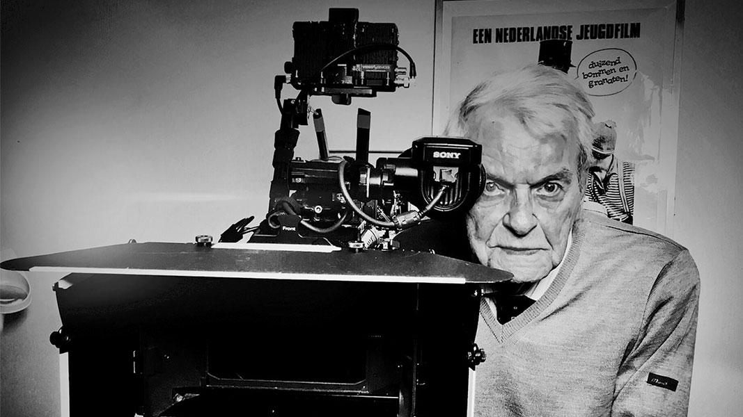 Henk van der Linden, de pionier van de kinderfilms 5 - Documentaire - Olaf Koelewijn