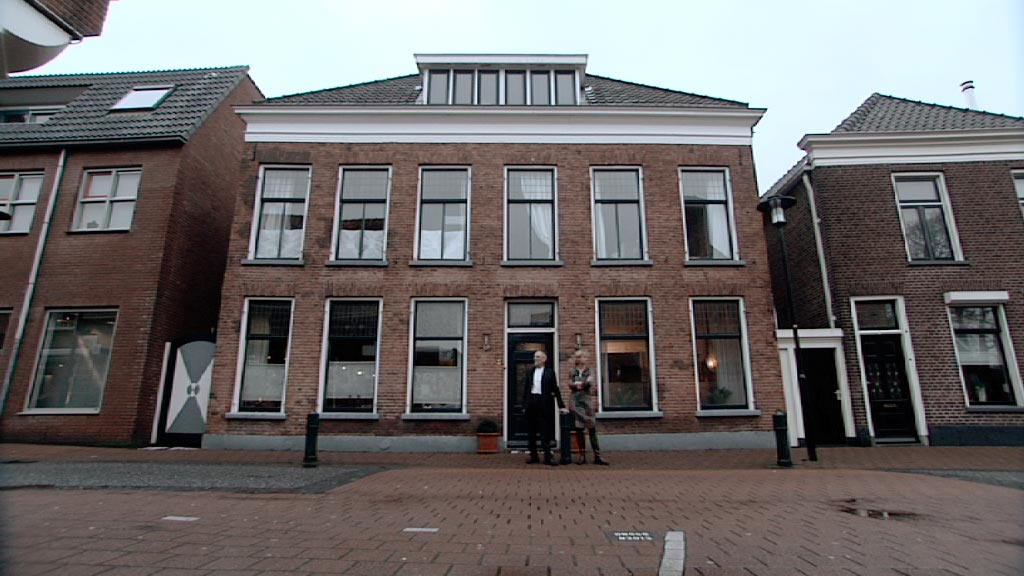 Het oude huis 2 - Documentaire - Olaf Koelewijn