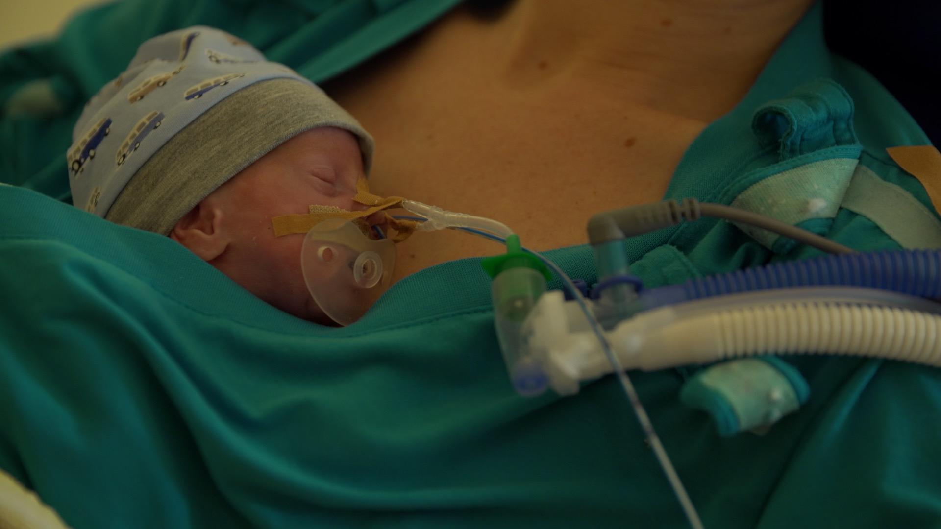 Te vroeg geboren, hoe gaat het verder (5)